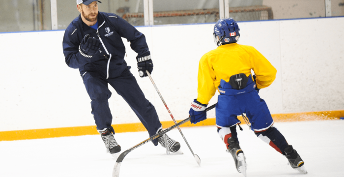 Private Hockey Development Sessions in Toronto
