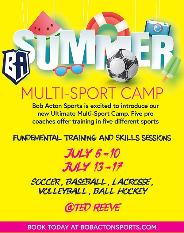 MULTISPORT SUMMER CAMP