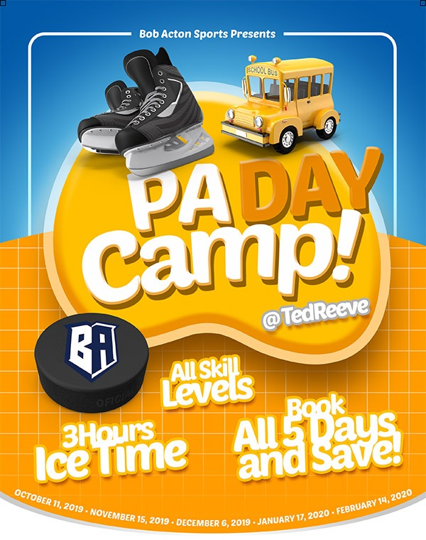 PA Day Hockey Camp